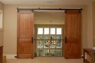 Barn Doors For Homes Interior Barn Doors My
