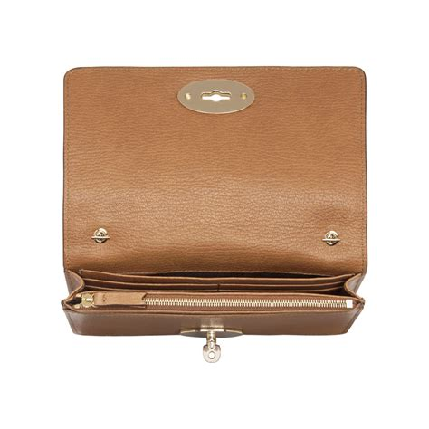 Mulberry For Giles Clutch Bag As Seen On Macdonald At Mojo Awards by Lyst Mulberry Bayswater Clutch Wallet In