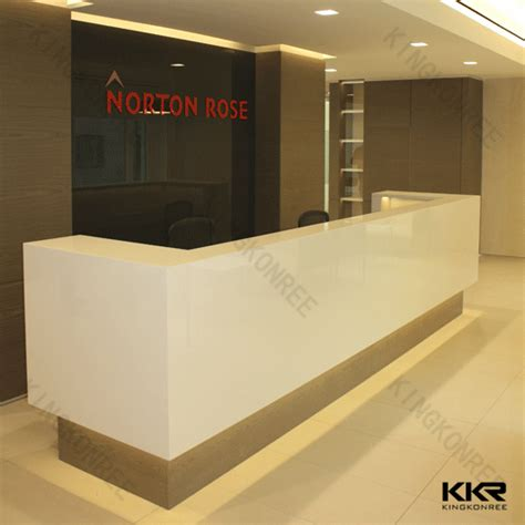 Front Desk Counter by Fitness Center Reception Desk Commercial Front Counter