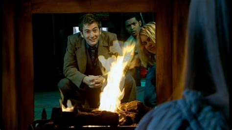 187 doctor who the in the fireplace