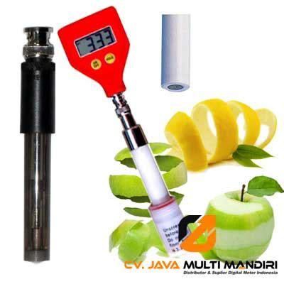 Alat Ukur Ph Kulit alat pengukur ph kulit buah instrumen uji