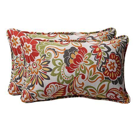 Rectangular Sofa Pillows by Pillow Set Of 2 Zoe Rectangular Throw Pillows