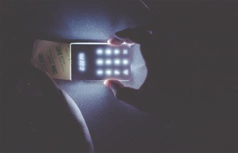Light On Phone When All You Want Is A Phone The Light Phone