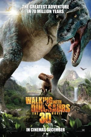 film met dinosaurus walking with dinosaurs 3d 2013 moviemeter nl
