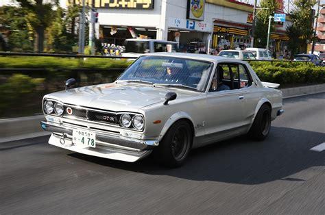2000 Nissan Gtr by 1971 Nissan Skyline 2000 Gt R Drive Motor Trend