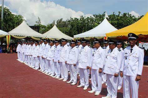 Erlina Syari pelantikan 39 kepala desa kecamatan bengkalis dan