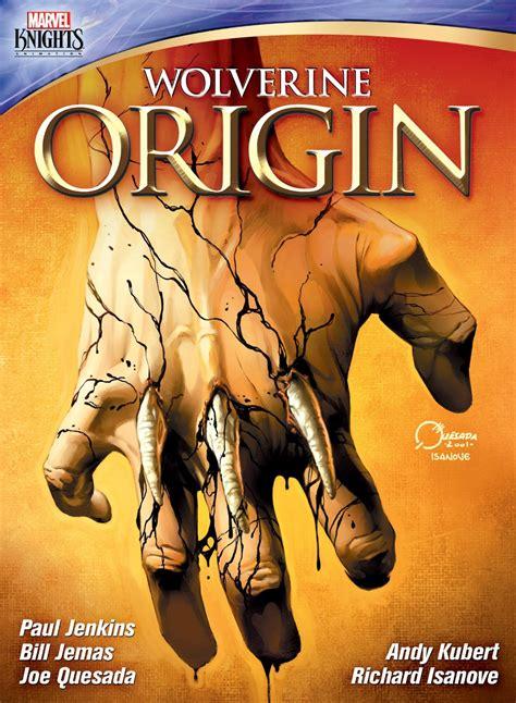 wolverine origin wolverine origin marvel knights dvd ign