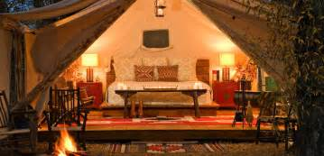 Luxury Homes Decor glamp of approval great glamping sites for any season
