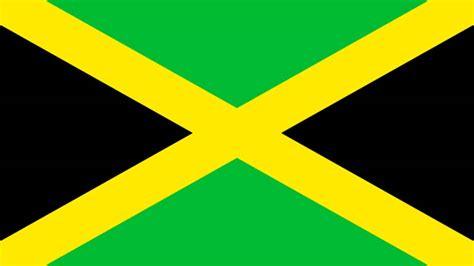 jamaica flag colors bandera e himno nacional de jamaica flag and national