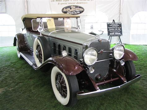 1930s Cadillac by File Cadillac V 16 Roadster 1930 Jpg Wikimedia Commons