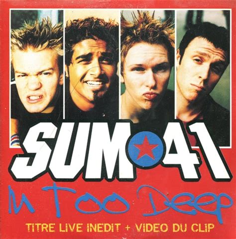 sum 41 in records lps vinyl and cds musicstack
