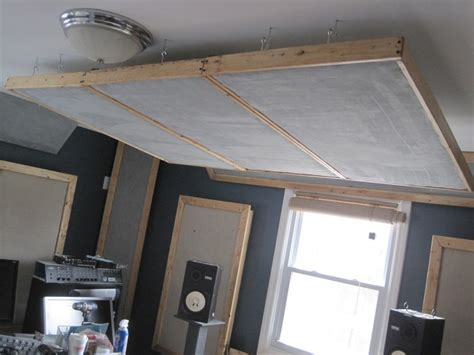 Hanging Ceiling Panels Hanging Panels From A Ceiling Physics Forums The