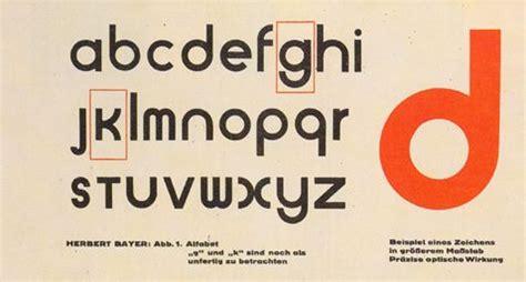 universal design font size herbert bayer nadinechicken