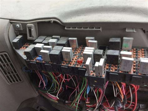 electrical wiring fuse boxes panels international