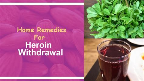 How To Detox From Opiates Home Remedies by Opiate Detox At Home Top 4 Remedies For An