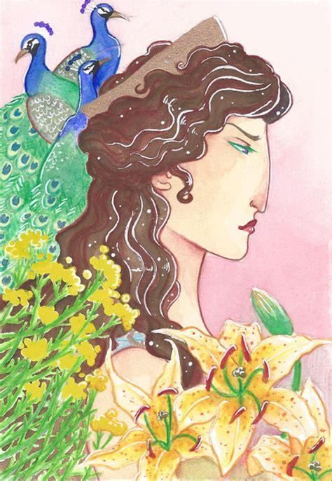 Greek Mythology Hera Symbol