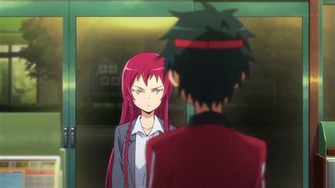 hataraku maou sama 02 vostfr anime ultime