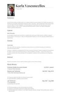 Wireless Handset Quality Assurance Tester Sle Resume by Sle Cv Qa Engineer Nhs Scholarship Essay Exles Source1recon