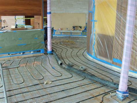 kelowna concrete radiant floor heating kelowna