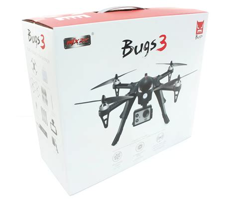 bug 3 0p0k 2017 mjx bugs 3 бюджетный супер дрон на б к моторах