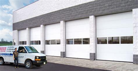 commercial overhead door installation fast reliable commercial door installation service