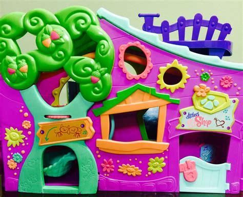 find tree shop 2007 littlest pet shop tree house find