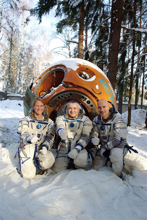 space  images   winter survival training