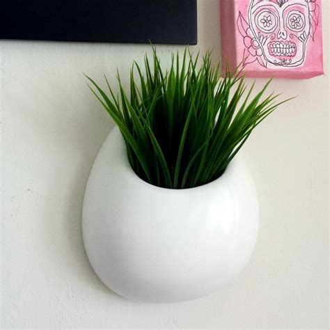ceramic wall planter ceramic wall planters australia images