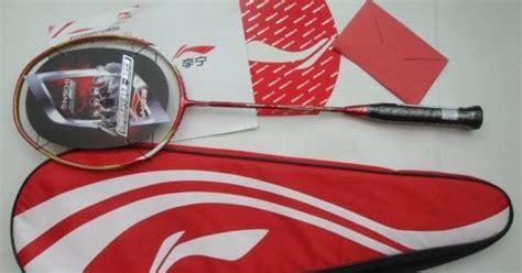 Raket Pro Ace Abs 1200 blues untuk aku raket badminton paling tahan