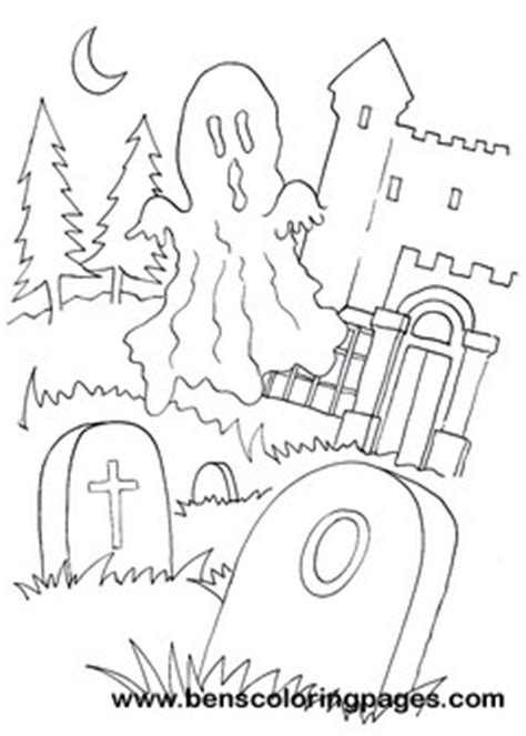 coloring book javascript ghost free coloring pages