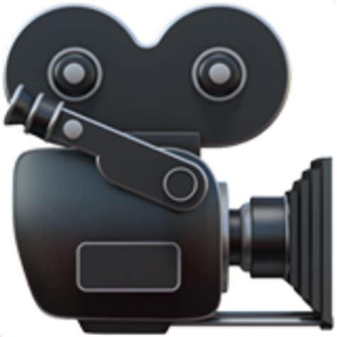 movie camera emoji (u+1f3a5)