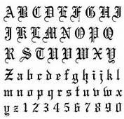 Tipos De Letras Goticas Car Tuning