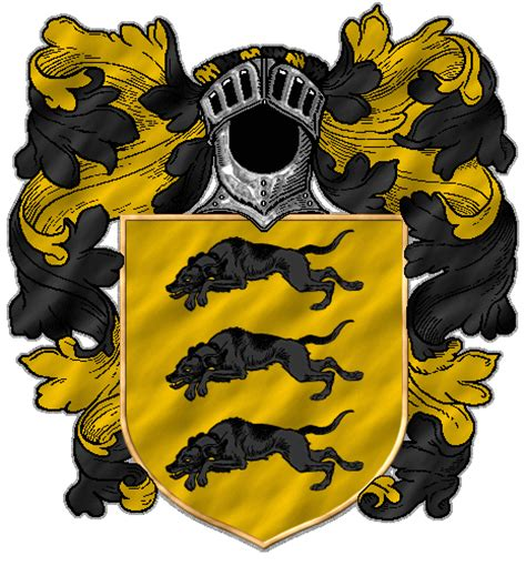 house clegane the citadel heraldry house clegane