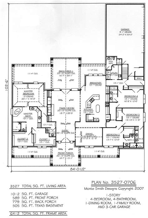 Remove bath next to bed 4 turn into 2 rooms. Playroom and office. Put Jack n Jill btwn bdrm w n