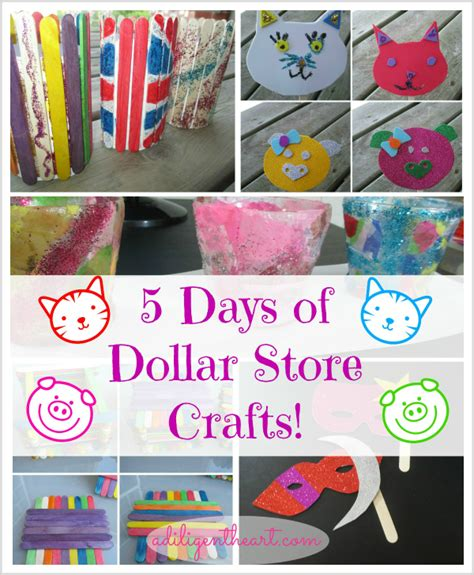 dollar store crafts 5 days of dollar store crafts day 5 masquerade masks