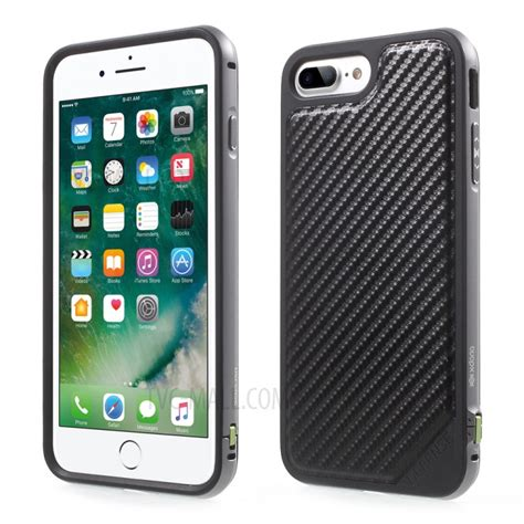 Wuw Iphone 7 Leather Coated Back Cover x doria defense for iphone 7 plus leather coated