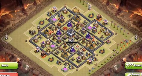 best th9 hybrid base 2016 th9 war base january 2016