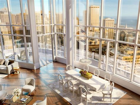 san francisco s most expensive penthouse sells for 28 49 million dollar penthouse in san francisco business