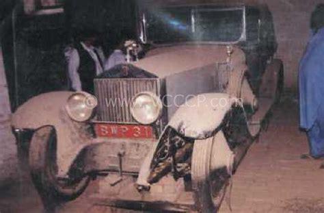 roll royce bahawalpur discoveries bahawalpur cars vintage classic car club