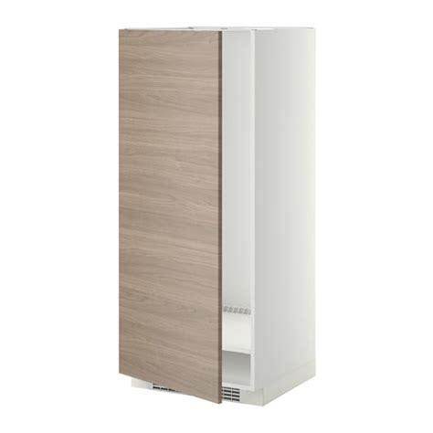 armoire four ikea metod armoire pour r 233 frig cong 233 lateur blanc brokhult