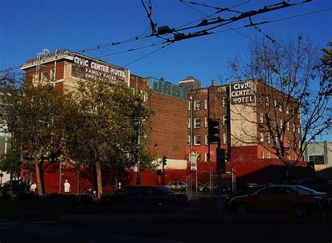 civic center inn san francisco homeless offered new housing option in san francisco san