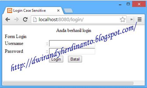 membuat login dengan php dan ajax membuat login case sensitive dengan php dan mysql kafe