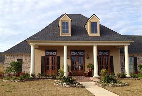 louisiana style home plans lovely louisiana home plan