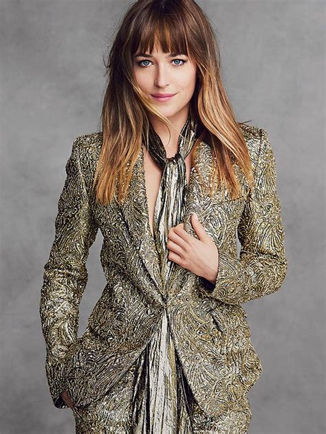 how to cut my hair like dakota johnson celebrity hairstyles you can copy for spring glam radar