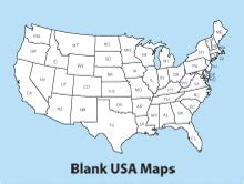 us map clipart powerpoint free printable blank maps of the united states for
