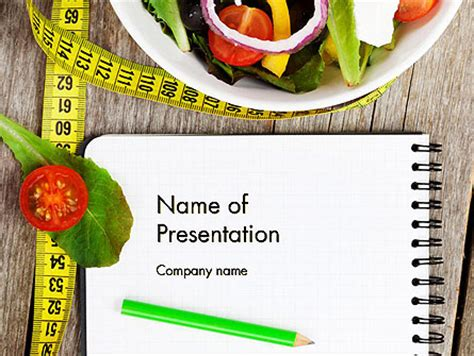 free nutrition powerpoint templates vegetable powerpoint templates and backgrounds for your