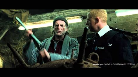 funny clip  british accents hot fuzz youtube