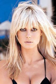 mens haircuts delray beach fl belle heidi klum les plus belles blondes au monde