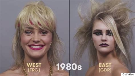 what are the current hairstyles in germany german beauty and style from the past 100 years