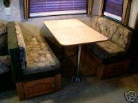 cost to ship cer dinette sleeper unit new from